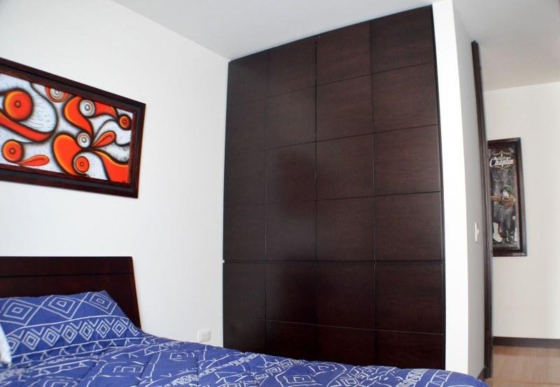 Closet cuarto for Cuarto con walking closet